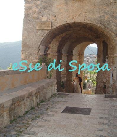 Verezzi- Vista dei portici da Piazza Sant'Agostino