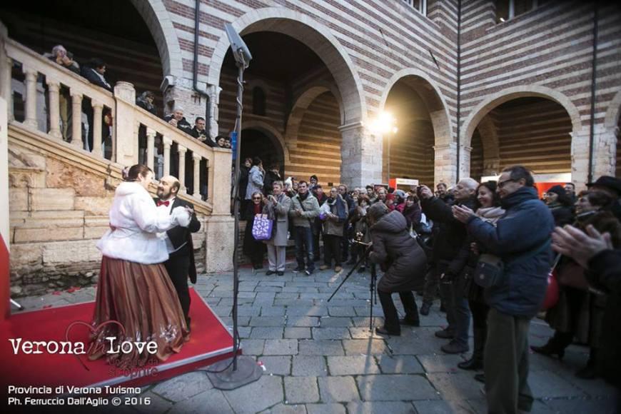 Sara e Giovanni - Verona in love Fotografie dell'artista montagnanese Ferruccio Dall'Aglio