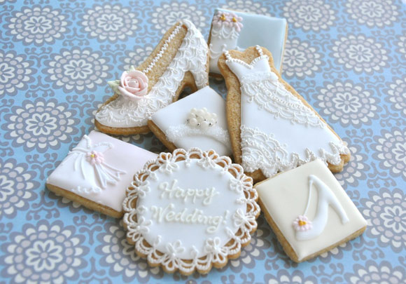 Biscotti decorati - foto via cakemania.it