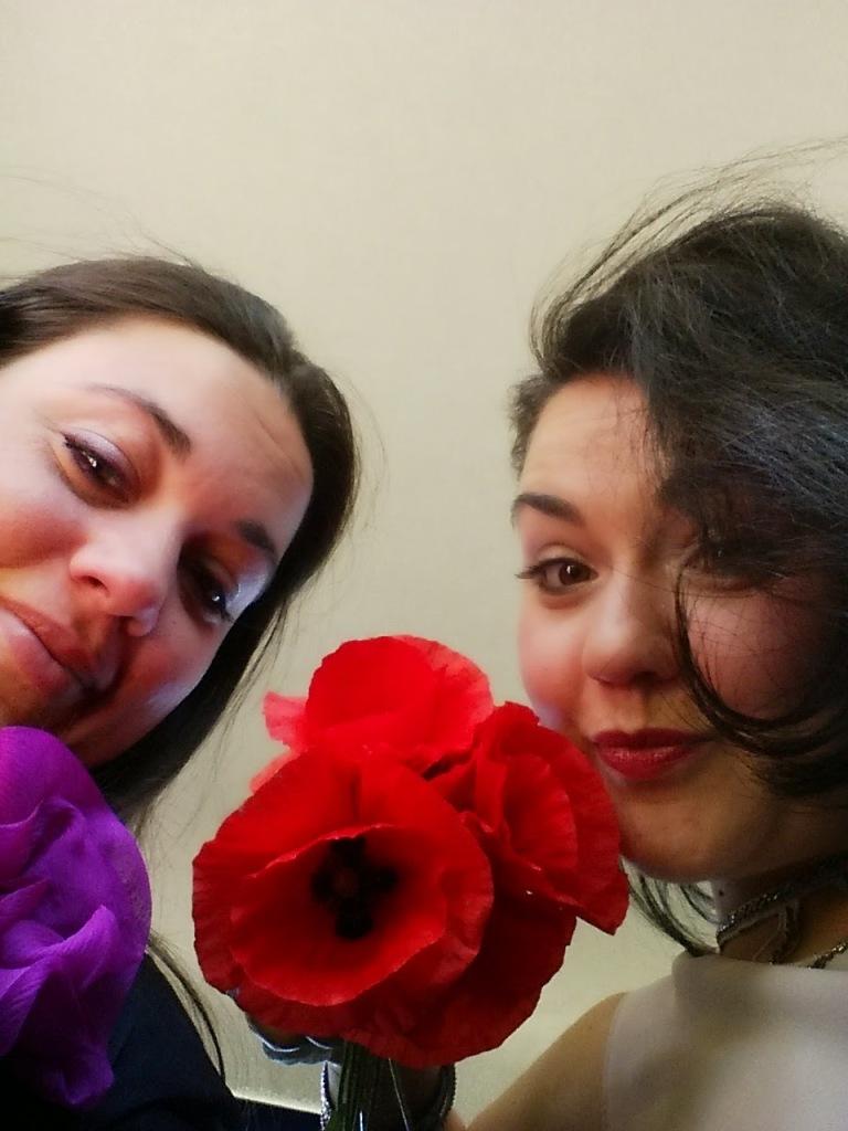 Annaclara e Raffaella di Weddiy