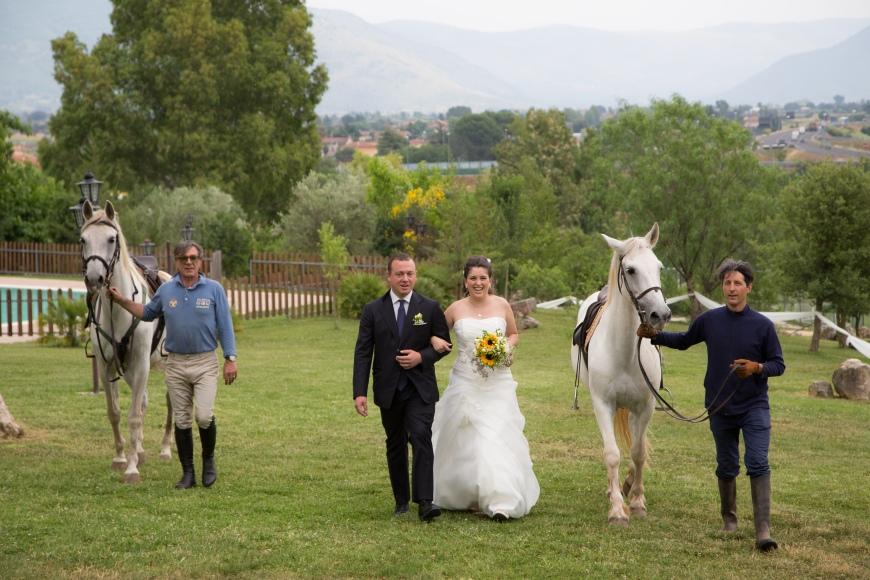 Il matrimonio di Luana