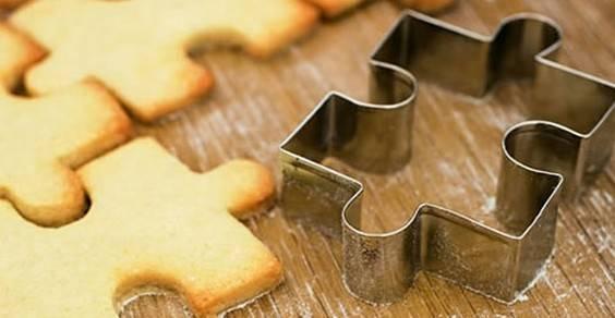 Stampini per biscotti - foto via greenme.com