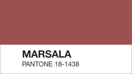 Marsala - foto via Pantone.com