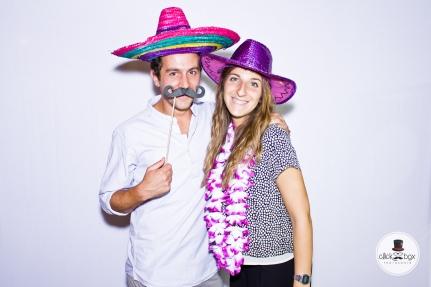 Wedding Photo Booth - ClickBOX