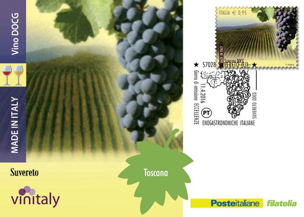 Esempio di francobollo