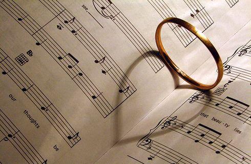 Le musiche del rito civile - foto via www.donnaclick.it