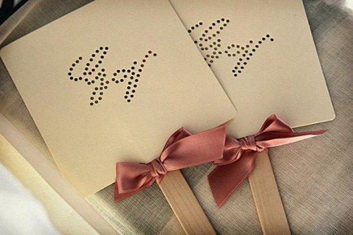 Origami Wedding - foto via sposamatrimonio.worpdress.com