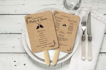 Menù speciali - foto via weddingbyme.it
