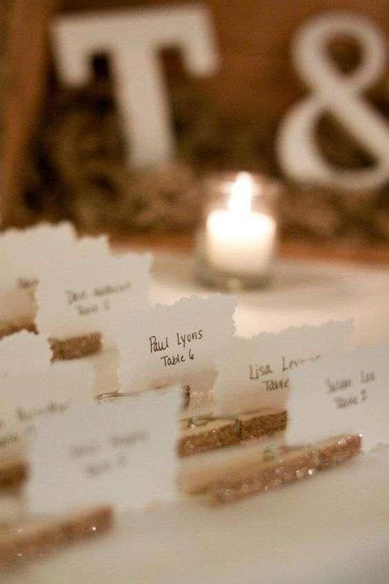 Mollette personalizzate - foto via www.matrimonio.pourfemme.it