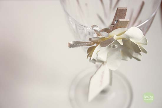 Mollette personalizzate - foto via www.misposoamodomio.it