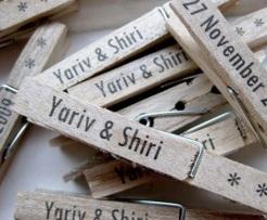 Mollette personalizzate - foto via www.misposoenonmisveno.it