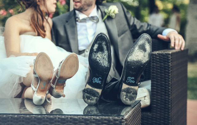 Superstizioni e matrimoni 2017 - foto via www.amewedding.it