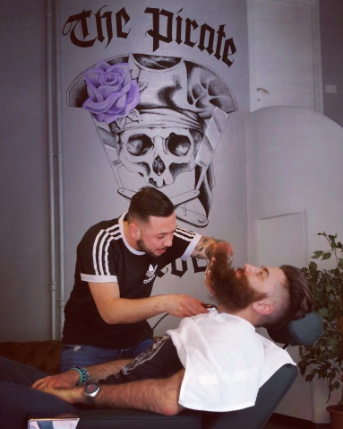 The Pirate Barber