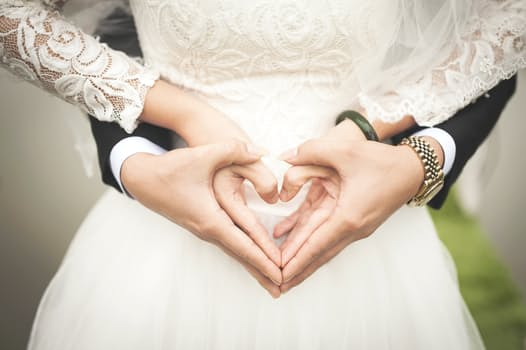 Wedding e gravidanza - foto via www.pexels.com