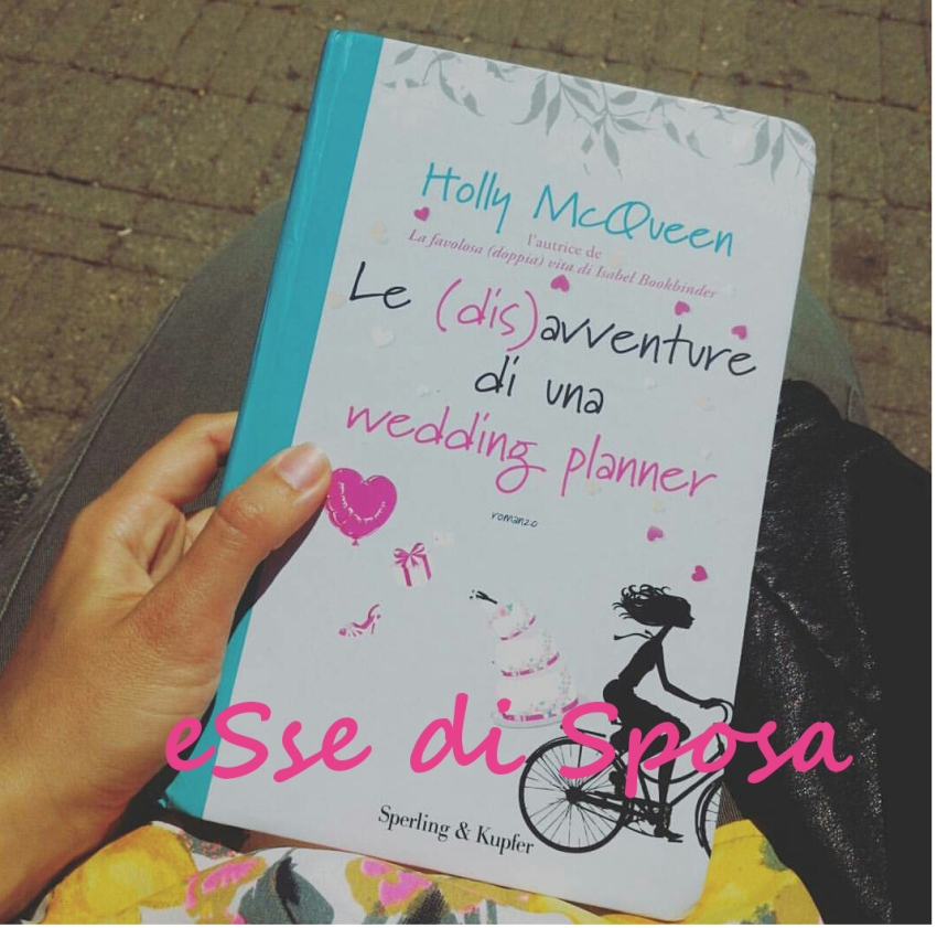 Le (dis)avventure di una wedding planner - eSse di Sposa