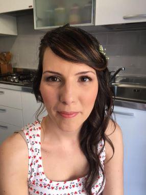 Daniela Parisi Make Up Artist