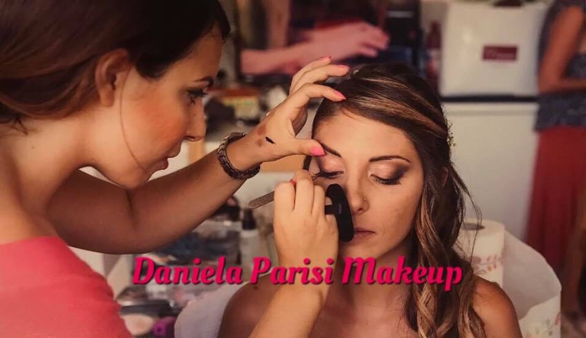 Daniela Parisi Make Up Artist