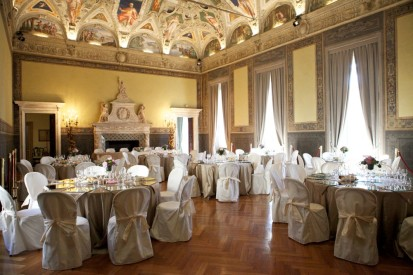 Palazzo della Meridiana - foto via www.palazzodellameridana.it