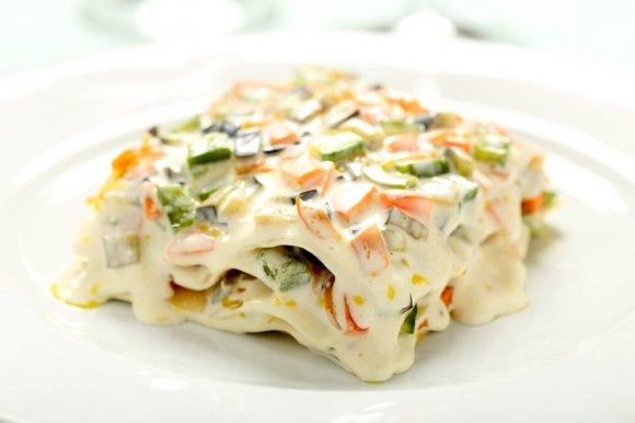 Lasagne vegetariane - foto via www.cucina.fidelityhouse.eu