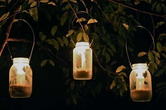 Lanterne fai da te - foto via www.tempolibero.pourfemme.it