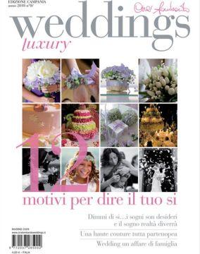 Riviste wedding - foto via www.ciralombardo.com