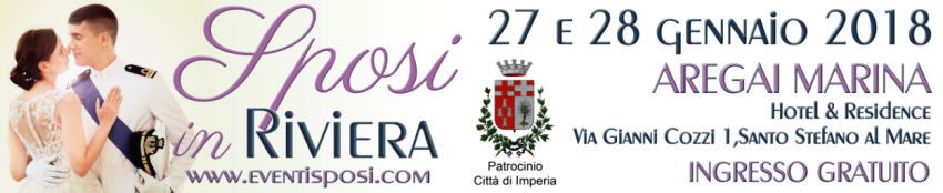 Sposi in Riviera 2018 - eSse di Sposa