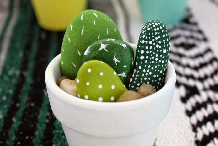 Cactus di sassi - foto via flairflickers.com