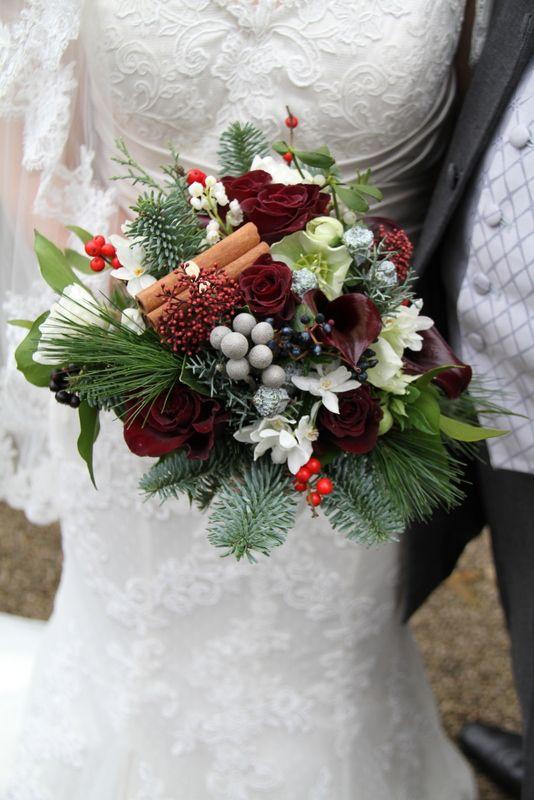 White wedding - foto via floreale.org