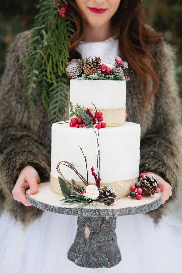 White wedding - foto via matrimonionellemarche.com