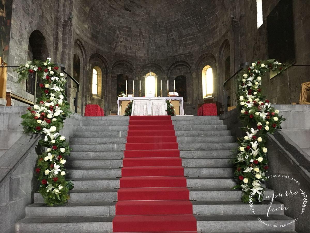 R + S wedding day
