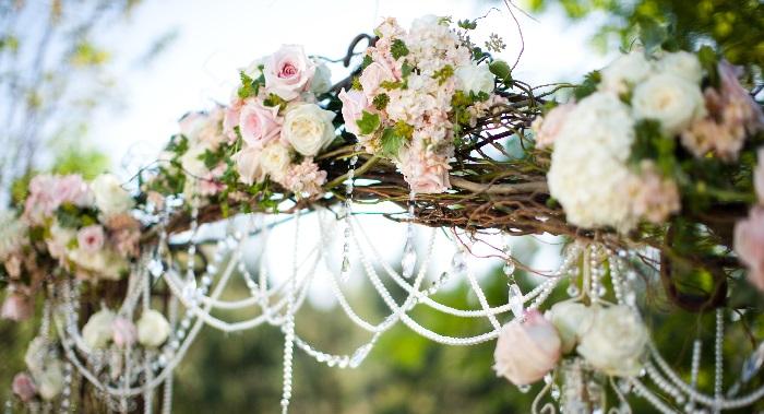 Cerimoni all'aperto - foto via www.montiro.com