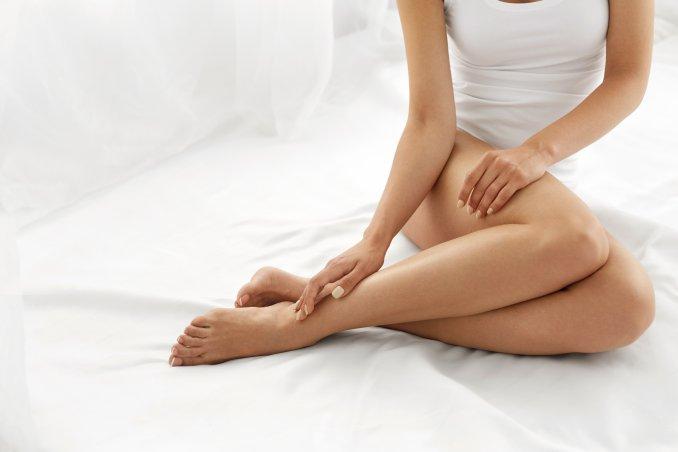 Tisana gambe pesanti - foto via www.donnad.it