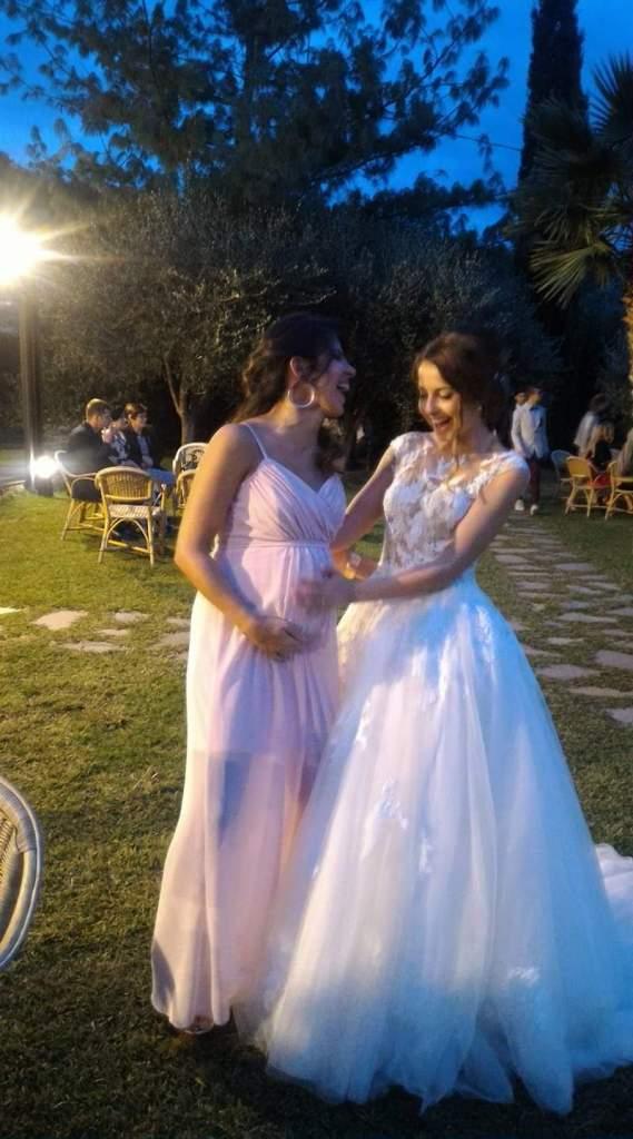 eSse di Sposa - matrimonio di Erghita settembre 2017