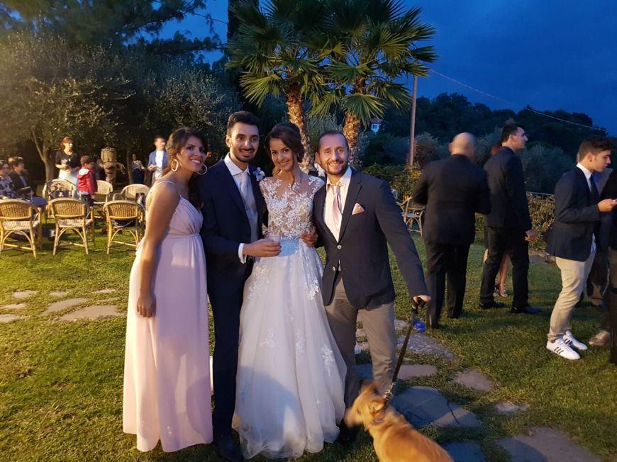 eSse di Sposa - matrimonio di Erghita e Fabrizio settembre 2017
